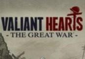 Valiant Hearts: The Great War / Soldats Inconnus : Mémoires de la Grande Guerre Uplay CD Key