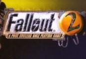 Fallout 2: A Post Nuclear Role Playing Game Steam CD Key