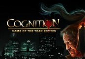 Cognition: An Erica Reed Thriller GOTY Steam CD Key