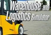 Warehouse and Logistics Simulator Steam CD Key