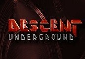 Descent: Underground Steam CD Key
