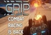 GRIP: Combat Racing + Artifex Car Pack DLC Steam CD Key