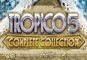 Tropico 5: Complete Collection Steam CD Key