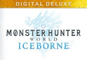 Monster Hunter World: Iceborne Digital Deluxe Edition Steam CD Key