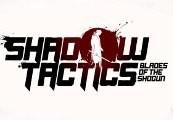 Shadow Tactics: Blades of the Shogun EU Steam CD Key