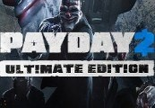 PAYDAY 2 Ultimate Edition Steam CD Key