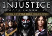 Injustice: Gods Among Us Ultimate Edition EU Steam CD Key