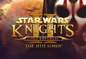 STAR WARS Knights of the Old Republic II: The Sith Lords Steam CD Key