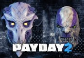 PAYDAY 2 - Orc and Crossbreed Masks DLC Steam CD Key