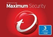Trend Micro Maximum Security (1 Year / 3 Devices)