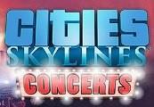 Cities: Skylines - Concerts DLC Steam CD Key