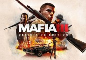 Mafia III Definitive Edition EU Steam CD Key