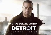 Detroit: Become Human Digital Deluxe Edition US PS4 CD Key