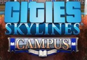 Cities: Skylines - Campus DLC Steam CD Key