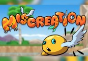 Miscreation: Evolve Your Creature! Steam CD Key