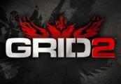 GRID 2 + Bathurst Track Pack DLC + Spa-Francorchamps Track Pack DLC Steam CD Key