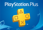 PlayStation Network Card Plus 365 Days BE