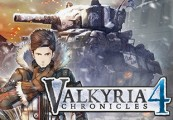 Valkyria Chronicles 4 EU PS4 CD Key