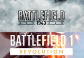 Battlefield 1 Revolution & Battlefield 1943 Bundle XBOX One CD Key