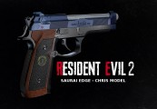 RESIDENT EVIL 2 / BIOHAZARD RE:2 - Deluxe Weapon Samurai Edge - Chris Model DLC Steam CD Key