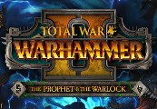 Total War: WARHAMMER II - The Prophet & The Warlock DLC EU Steam CD Key
