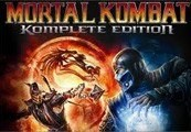 Mortal Kombat Komplete Edition Steam CD Key