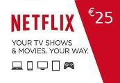 Netflix Gift Card €25 EU