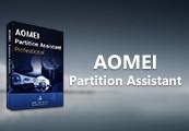 AOMEI Partition Assistant Professional Edition CD Key (Lifetime / 2 PC)