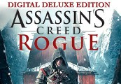 Assassin's Creed Rogue Deluxe Edition Uplay CD Key