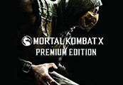 Mortal Kombat X Premium Edition Steam CD Key