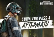 PUBG - Survivor Pass 4: Aftermath DLC Steam CD Key