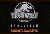 Jurassic World Evolution - Return To Jurassic Park DLC Steam CD Key
