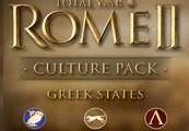 Total War: ROME II - Greek States Culture Pack DLC Steam CD Key