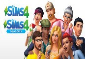 The Sims 4 + Seasons DLC Bundle EN Language Only Origin CD Key