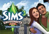 The Sims 3 - University Life Expansion EU Origin CD Key
