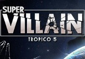 Tropico 5 - Supervillain DLC Steam CD Key