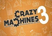 Crazy Machines 3 Steam CD Key