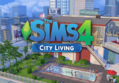 The Sims 4 - City Living DLC Origin CD Key