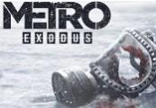 Metro Exodus EU Epic Games CD Key