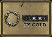 1 500 000 The Elder Scrolls Online Gold PC US