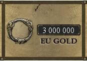 3 000 000 The Elder Scrolls Online Gold PC EU