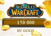 150 000 World of Warcraft EU Gold