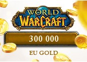 300 000 World of Warcraft EU Gold