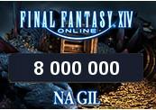 8 000 000 Final Fantasy XIV Gil NA