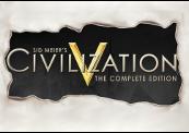 Sid Meier's Civilization V Complete Edition Steam CD Key