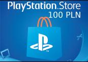PlayStation Network Card 100 PLN PL