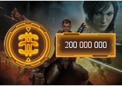 200 000 000 Star Wars: The Old Republic Credits EU