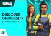 The Sims 4 - Discover University DLC Origin CD Key