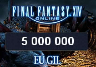 5 000 000 Final Fantasy XIV Gil EU