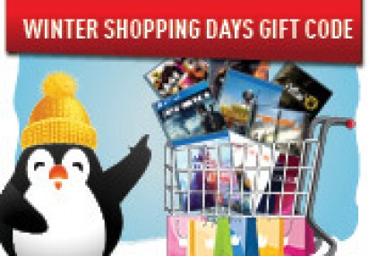Winter Shopping Days Gift Code